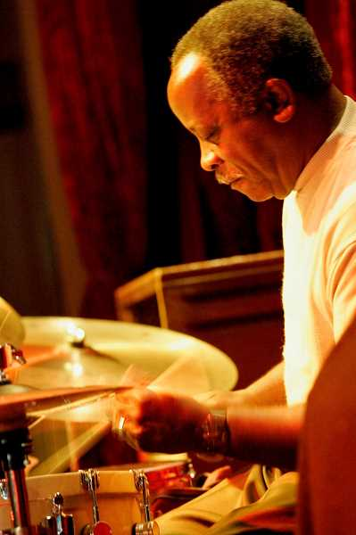 Legendary jazz and R&B drummer Mel Brown will be performing live in Multnomah Village at the Gastro Mania Vault on March 5.