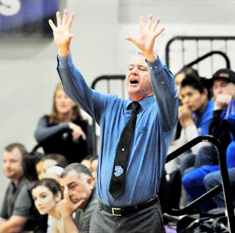 JOHN COLLINS -- BAKER CITY HERALD - Coach Dave Matlock's team is 28-0, two wins away from a state championship.