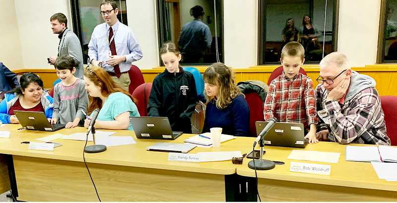 PHOTO COURTESY OF NEWBERG SCHOOL DISTRICT - submitted photo