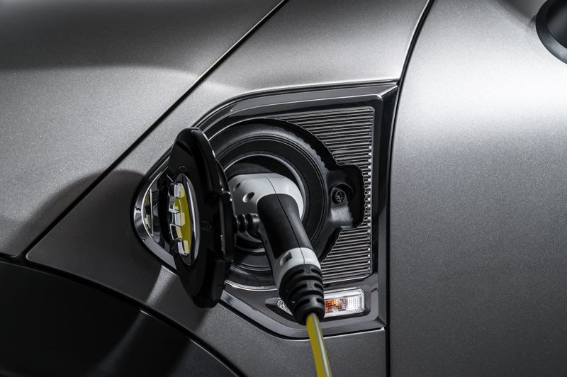 BMW OF NORTH AMERICA - The 2019 Mini Cooper Countryman PHEV can go about 12 miles on electricity alone on a full charge.