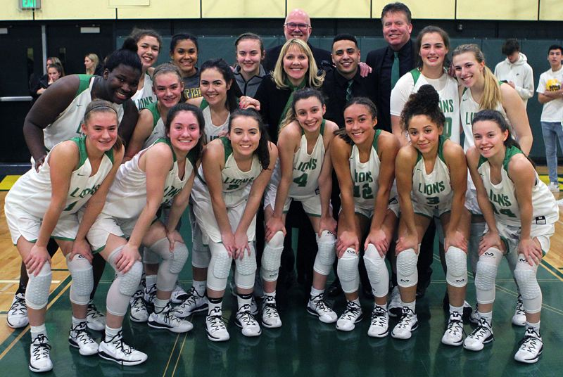 PMG PHOTO: MILES VANCE - The West Linn girls basketball team opens play in the Class 6A state tournament when it faces Beaverton at 3:15 p.m. Thursday at the Chiles Center.