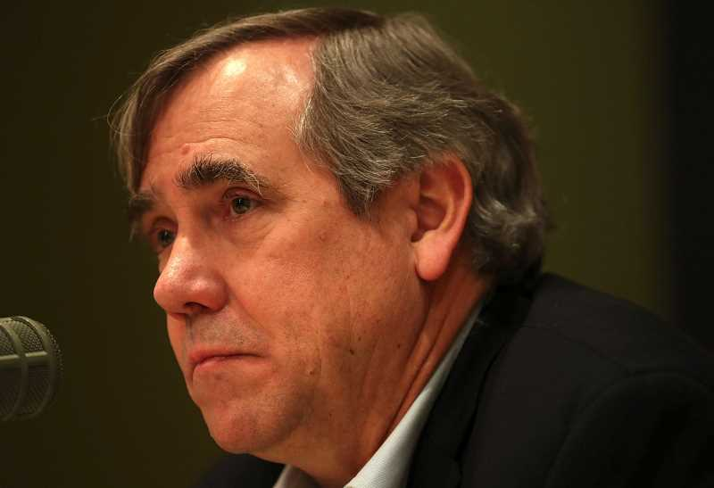 PMG FILE PHOTO - U.S. Senator Jeff Merkley has said he won't seek the presidency in 2020, instead focusing on another term in the Senate.