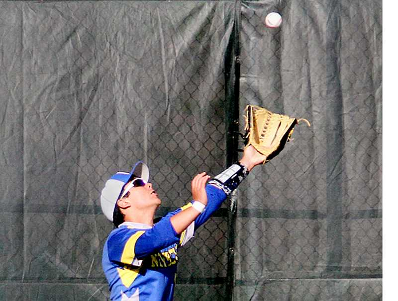 GRAPHIC FILE PHOTO - The Newberg High School baseball team is under new leadership this season as coach Trey Watt takes over. The Tigers were 2-24 last season and are hoping to improve as they transition into the Pacific Conference.