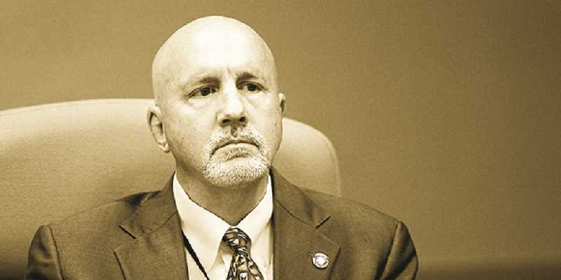 PMG FILE PHOTO - State Rep. Bill Post was removed from the House Judiciary Committee by House Speaker Tina Kotek after he posted what Kotek considered provocative comments on Twitter.