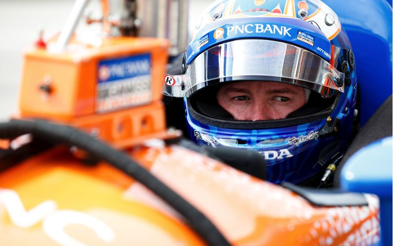 COURTESY: JOE SKIBINSKI - Scott Dixon returns in 2019 as a five-time IndyCar series driving champion, hoping to build on his 44 career victories.