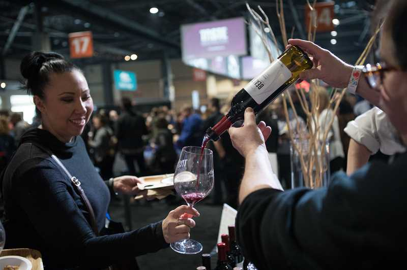 SUBMITTED PHOTOS: VISIT SEATTLE  - Taste Washington, which celebrates Washington State's wine industry, runs March 28 through 31 in Seattle at various venues.
