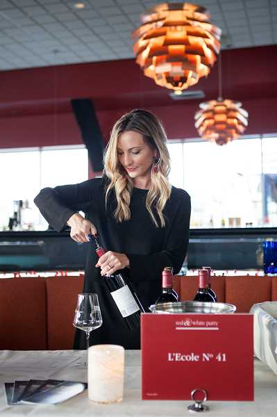 SUBMITTED PHOTOS: VISIT SEATTLE  - The Red & White Party is the opening event for Taste Washington, which celebrates Washington States wine industry. At Taste Washington you can sample wines from 235 Washington wineries and foods from 65 local restaurants.