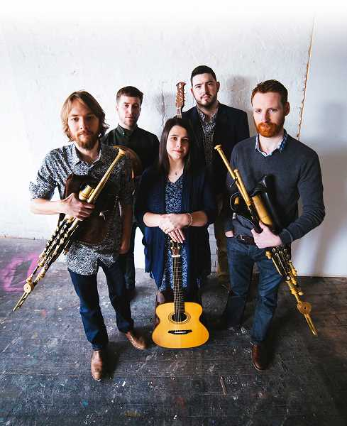 Realta, a renowned pipe and whistle band, will perform at Winona Grange March 9.