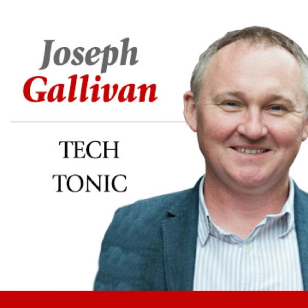 PAMPLIN MEDIA GROUP: JOSEPH GALLIVAN - TechTonic, where we can't give our data a way.