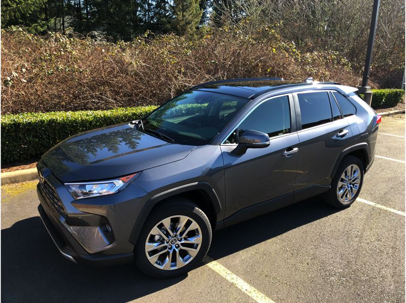 Pamplin Media Group 2019 Toyota Rav4 Moves Past The Economy Suv