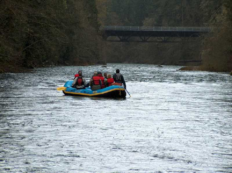 COURTESY PHOTO: MRA - The Molalla River.