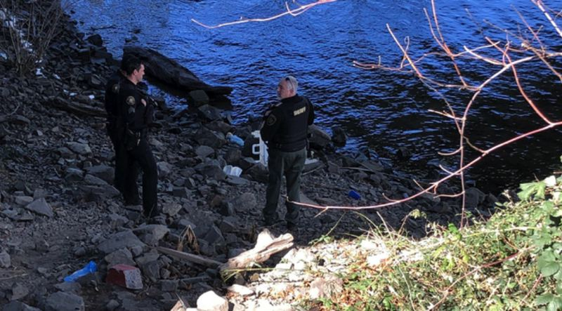KOIN 6 NEWS IMAGE - A body was found in the Columbia River on Saturday, March 9.