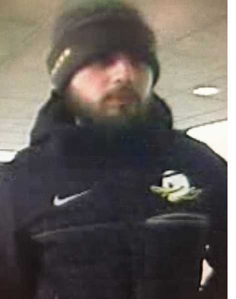 Suspect 1 in case of ATM skimmer use in West Linn.