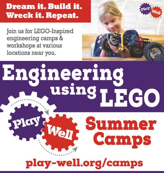 (Image is Clickable Link) Play Well Summer Camps