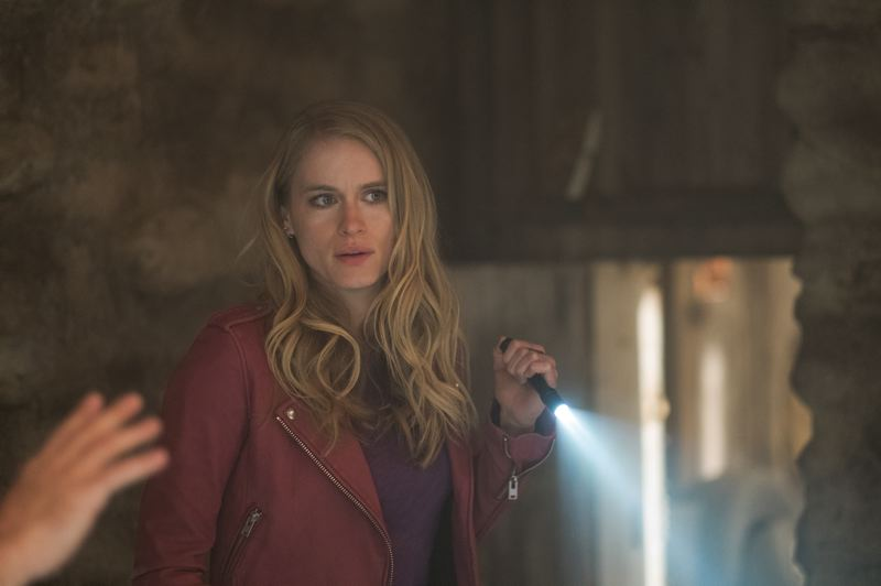 COURTESY: WGN AMERICA - Actor Leven Rambin plays Kit 'Kick' Lannigan, the woman who teams up with the FBI to track down abducted children in 'Gone,' which airs Wednesdays on WGN America.