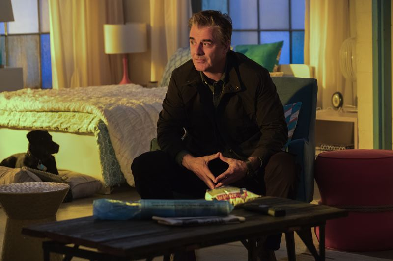 COURTESY: WGN AMERICA - Chris Noth plays an FBI agent in 'Gone.' He has previously played big roles in 'Sex and the City' and 'Law & Order.'