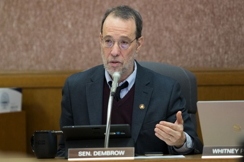PMG FILE PHOTO - A committee led by state Sen. Michael Dembrow of Portland has worked on a proposal to exempt the Coventa plant from state carbon cap emissions rules.