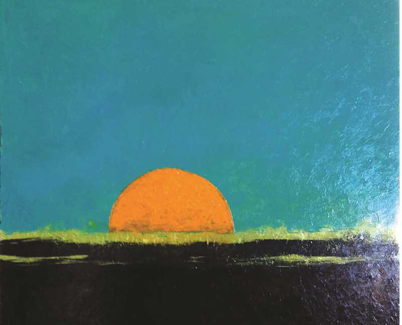 Work of Brad Beach will be on display at the Canby Library through April.