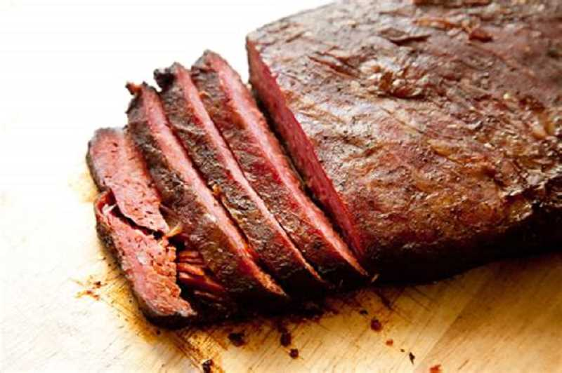 SUBMITTED PHOTO - Corned beef will be enjoyed by many Americans on St. Patricks Day. The process is as simple as brining a chicken, just takes time to brine.