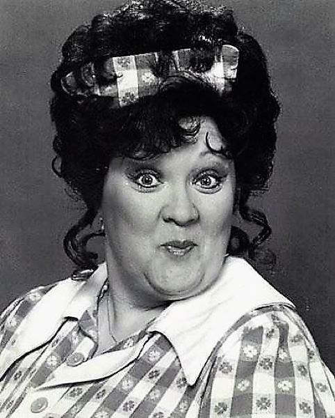 COURTESY PHOTO - Lulu Roman poses in her familiar look from the early days of 'Hee Haw.'