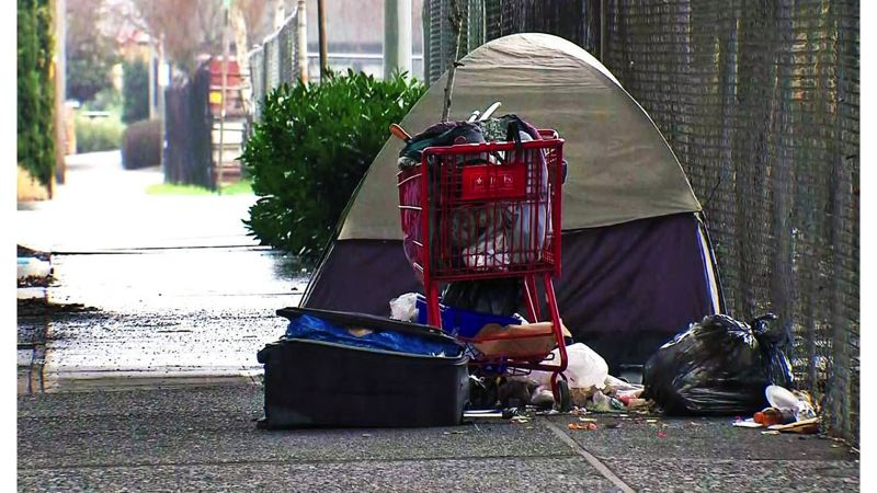 KOIN 6 NEWS - Homelessness is a problem statewide, not just on Portland.