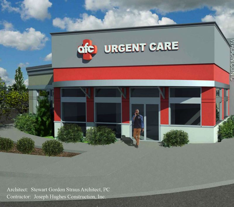 Pamplin Media Group Urgent Care Clinic Planned In Oregon City