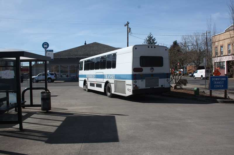 PMG PHOTO: JUSTIN MUCH - Transportation plans are among the focal topics within Woodburns Public Facilities Plan updates.