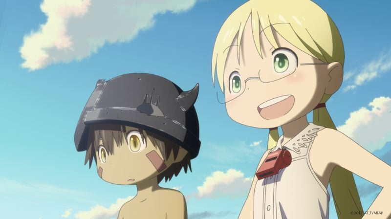 COURTESY: FATHOM EVENTS - 'Made in Abyss: Journey's Dawn' brings the Japanese animated TV show to United States theaters, including in Portland.