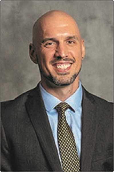 PHOTO COURTESY OF PPS - Filip Hristic has been named the new principal of Wilson High School. He will start on July 1.