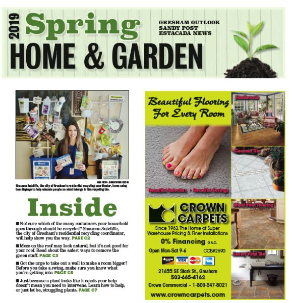 (Image is Clickable Link) Spring Home & Garden 2019