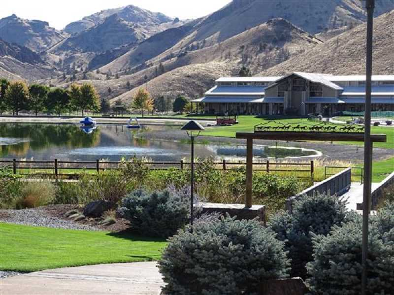 PHOTO COURTESY OF YOUNG LIFE - Forrest Reinhardt's efforts lead to the rise of Young Life's Washington Family Ranch, a camp and retreat center that was transformed from the infamous Rajneeshpuram compound and cult into a thriving enterprise.