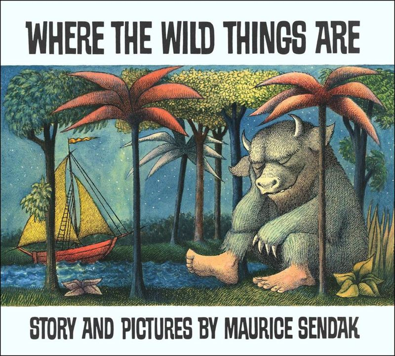 COURTESY PHOTO - 'Where the Wild Things Are' won numorous awards following its original 1963 publication.