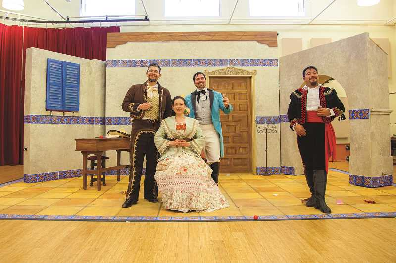 COURTESY PHOTO: WASHINGTON COUNTY COOPERATIVE LIBRARY SERVICES - The Hillsboro Public Library presents Portland Opera Season Preview at Sunday, March 31, at 1 p.m.