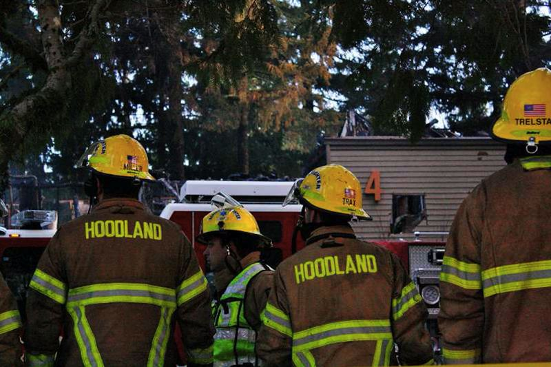 FILE PHOTO - Hoodland Fire hasn't presented a levy to voters in 20 years.
