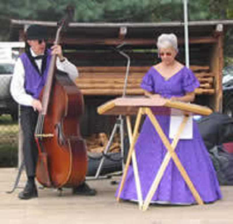 Bob and Nancy Downie of Heartstrings will present Music Along the Oregon Trail at the End of the Oregon Trail Interpretive Center at 1 p.m. Sunday, March 24.