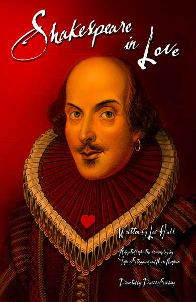 Shakespeare in Love will be presented Nov. 1-Dec. 8 at the Lakewood Center for the Arts.