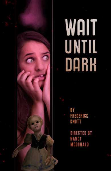 Wait Until Dark will be the first LTC show in 2020, opening Jan. 10.