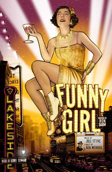 Funny Girl will close out LTCs season, May 1-June 14.