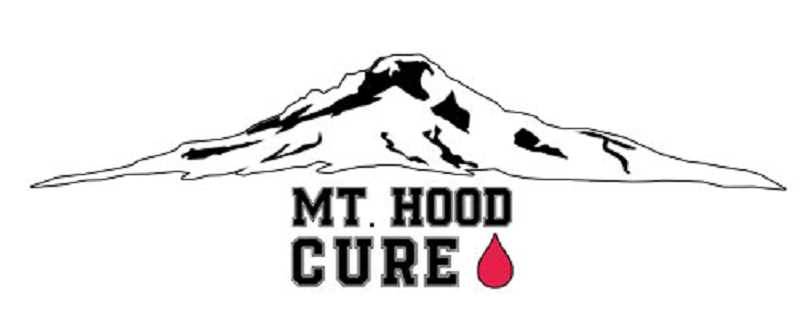 The logo for the Mt. Hood Cure campaign.