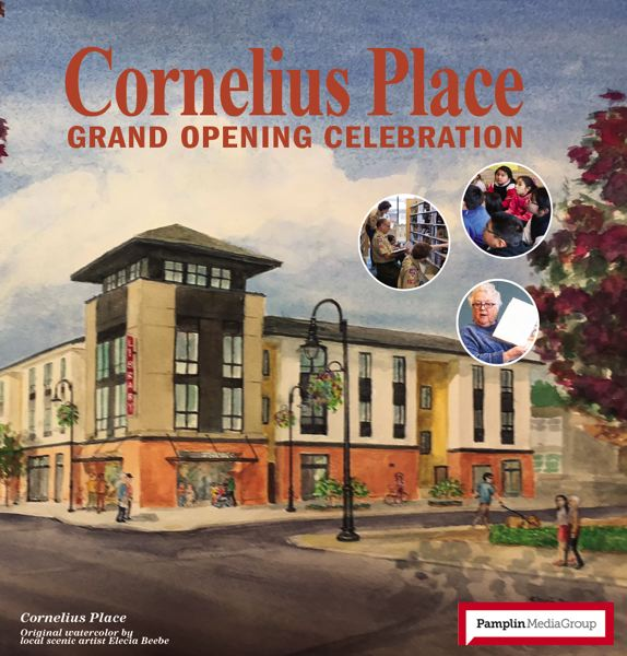 (Image is Clickable Link) Cornelius Library Grand Opening Celebration 2019