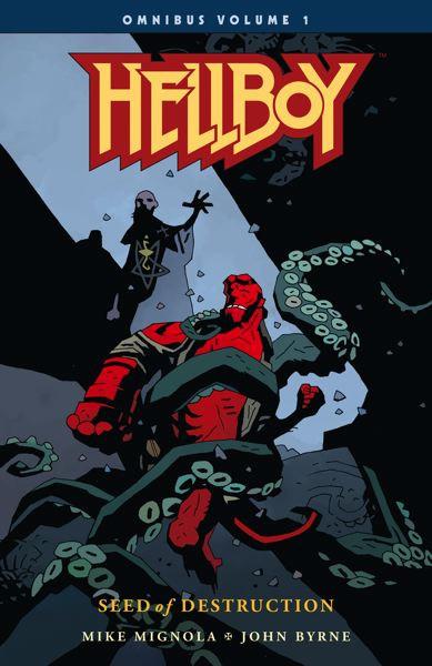 COURTESY PHOTO - Remember, it's Hellboy Day on Saturday, March 23, marking 25 years since the comic's inception.