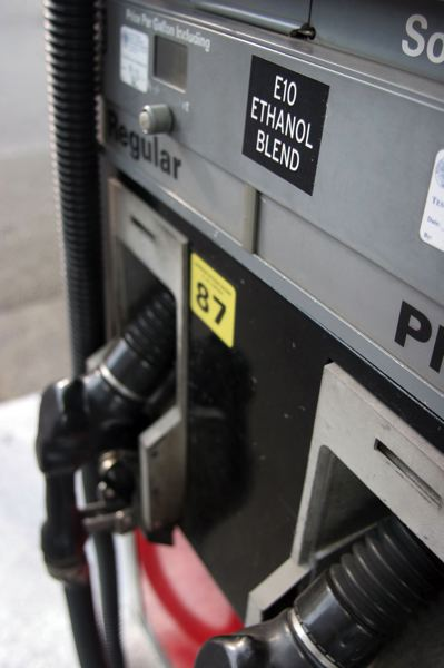 PMG FILE PHOTO - You might be able to pump your own gas at some service stations under a proposed bill that is working its way through the Legislature.