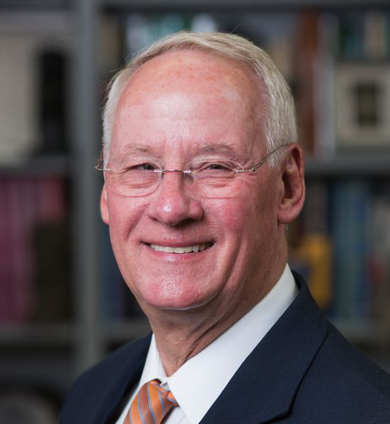 COURTESY PHOTO - Oregon State University President Ed Ray plans to step down from his position in June 2020.