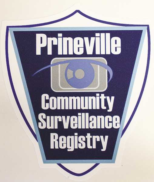 CENTRAL OREGONIAN - Prineville Police Department is launching a new program where people with home surveillance systems can sign up to have their home on a map of homes with video security systems.