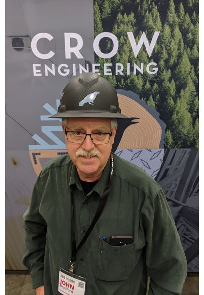 PAMPLIN MEDIA GROUP: JOSEPH GALLIVAN - Crow Engineering had a presence. The Beaverton-based company designed lumber mills, including one huge one for Weyerhauser in Longview.