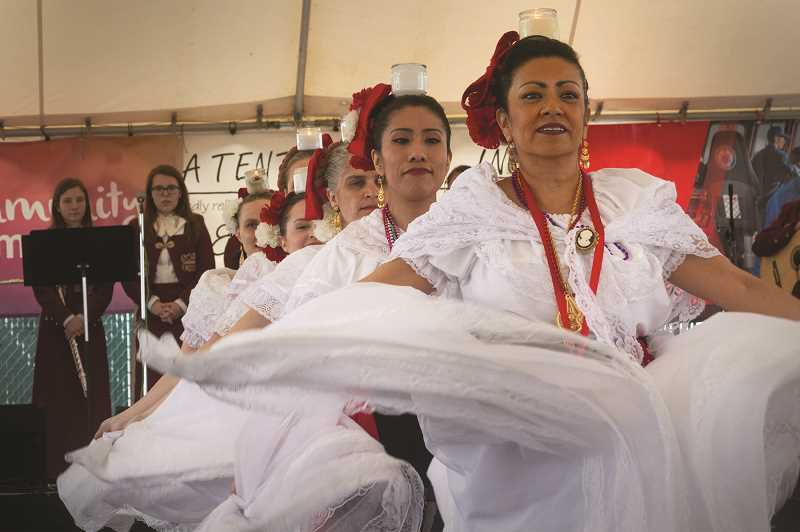 PMG FILE PHOTO - Chemeketa's annual Cinco de Mayo festival features a three-day event full of live music and dancing celebrating Mexican culture, food and arts.