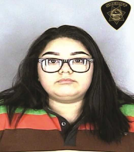 FILE PHOTO - Isabel Cortes-Flores, 20, of Woodburn