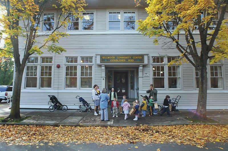 PAMPLIN MEDIA GROUP FILE PHOTO - Portland Parks & Recreation has recommended closing the Sellwood Community Center (above) to help close a $6.3 million shortfall in next year's budget. Mayor Ted Wheeler has not yet released his recommended budget for the City Council to cosnider.