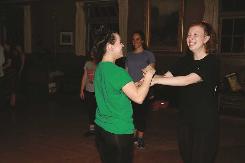 COURTESY PHOTO: S & A ENTERTAINMENT  - S & A Irish Entertainment presents its First Friday Irish ceili with traditional song, live music and dance from 7:30 to 11 p.m. Friday, April 5.