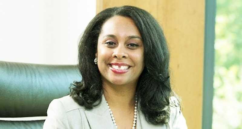 SUBMITTED PHOTO - Keri Day, an associate professor or constructive theology and Afridan American religion at Princeton Theological Seminary, will speak Apri 4 at George Fox University in a talk headlined 'Rethinking Azusa: If it Wasn't for the Women.'